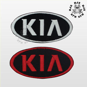 KIA Car Brand Logo Patch Iron On Patch Sew On Embroidered Patch