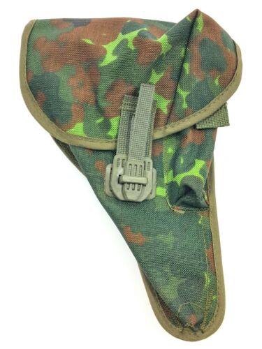WOODLAND CAMO P1 PISTOL HOLSTER FLECKTARN CAMOUFLAGE GERMAN ARMY BUNDESWEHR