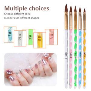 5-Pcs-Acrylic-Brush-Set-Nail-Art-UV-Gel-Polish-Cuticle-Pusher-Size-4-6-8-10-12-L