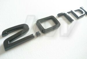 GLOSS-BLACK-2-0-TDI-BADGE-LETTERING-SELF-ADHESIVE-BACKED-UNIVERSAL-FIT