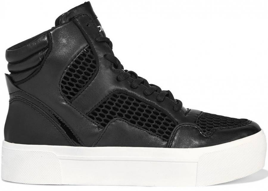 60% OFF DKNY WOMEN SHOES BOSLEY HIGH-TOP SNEAKERS TRAINERS BOOTS 23452277