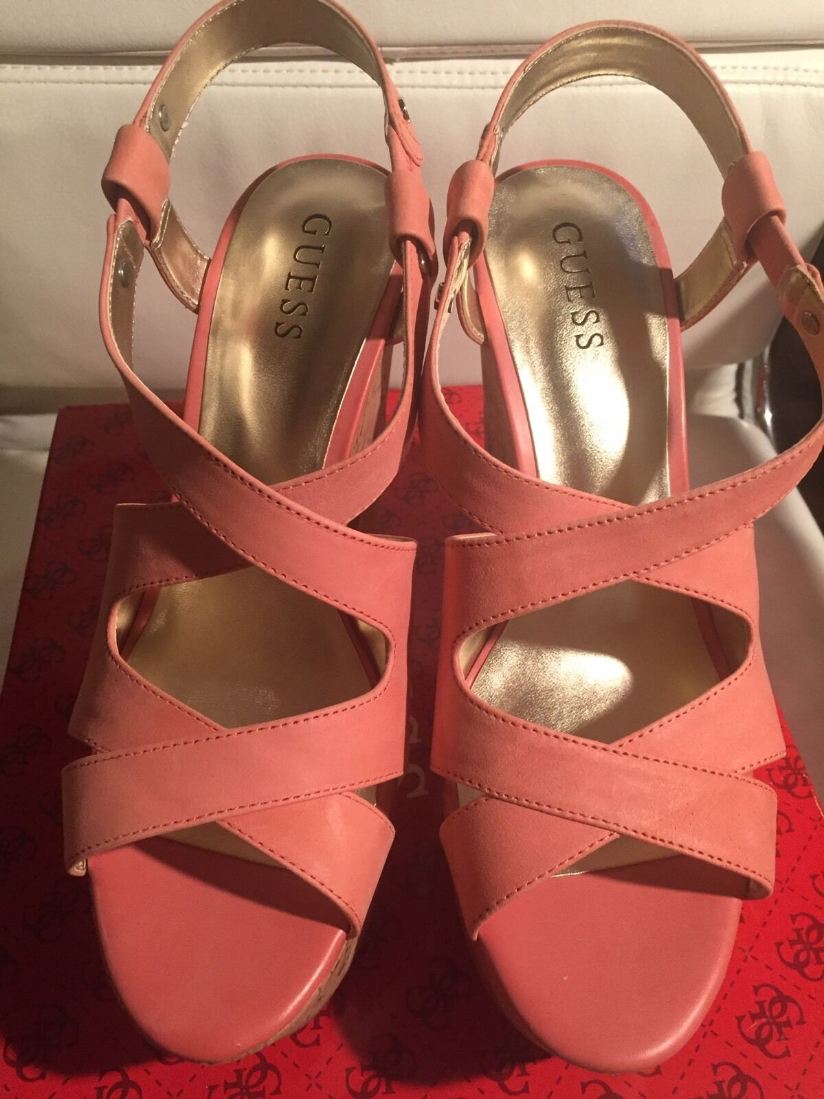 GUESS Sandals Size 9 BRAND NEW