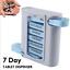 7-Day-Weekly-Medicine-Pill-Tablet-Box-Dispenser-Container-Organiser-Storage miniatura 1