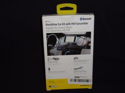 Handsfree Car Kit with FM Transmitter by Scosche