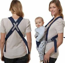 BEBE Miracle Ultralight 3-in-1 Baby Carrier Advanced Cross-Back Support Sling