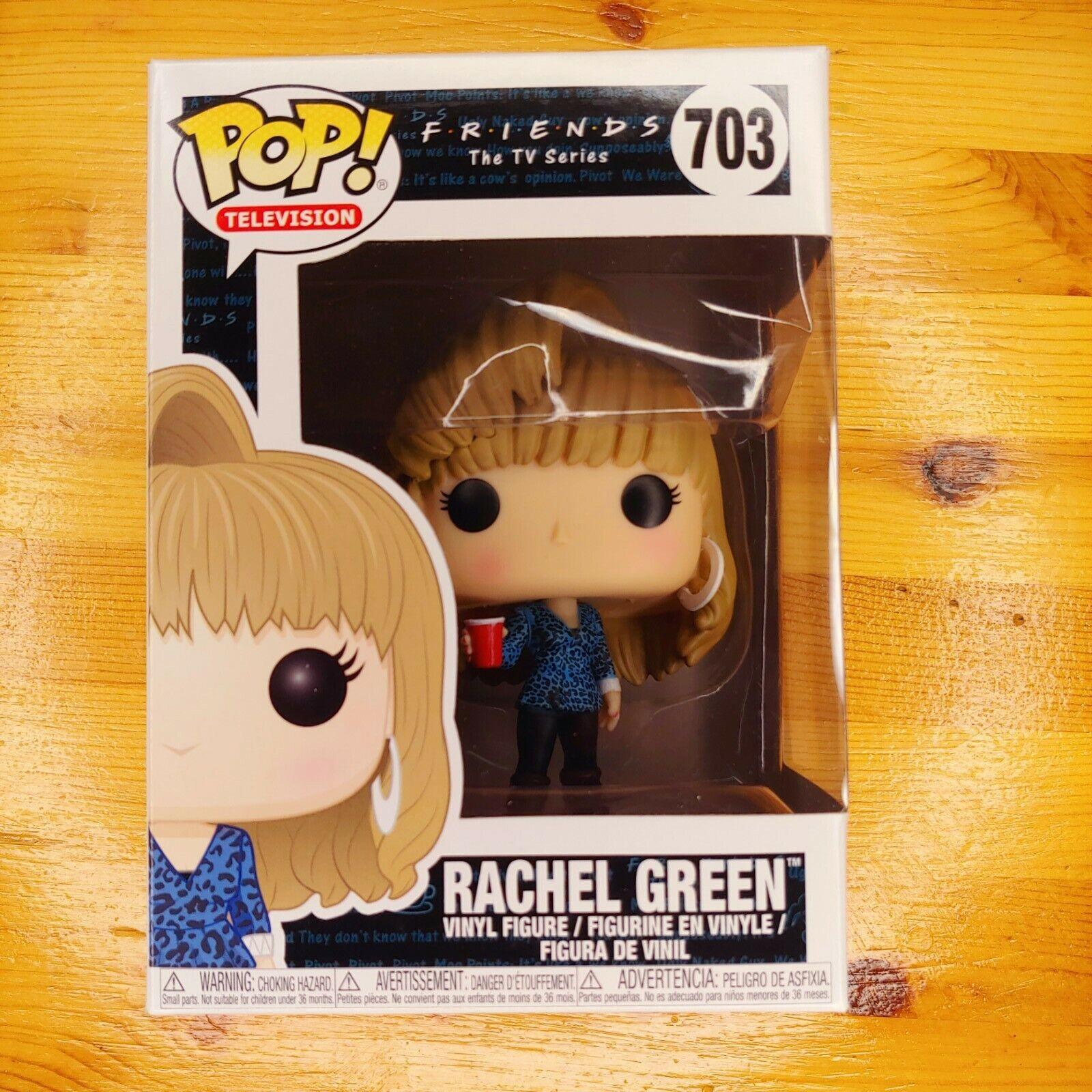 Funko Pop! Rachel Green #703 Friends Vinyl Figure See Description