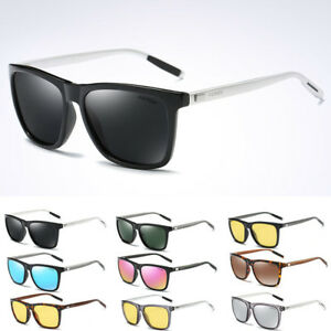 eb2c39309a Image is loading AORON-Polarized-Sunglasses-Mens-Driving-Outdoor-Sports- Eyewear-