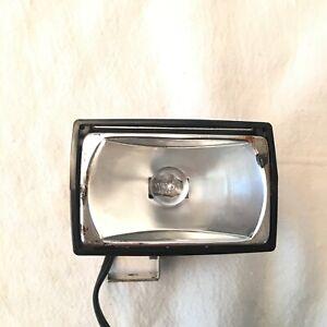 Vintage-General-Electric-Supermate-Spot-Flood-Movie-Camera-Lamp-Light