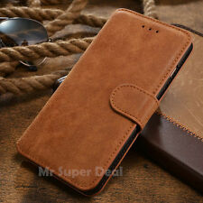 iPhone 6 6s PLUS Handy Tasche Etui Case Cover Wildleder Synthetisch Wüstenbraun