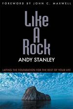 Like A Rock: Laying The Foundation For The Rest Of Your Life-ExLibrary
