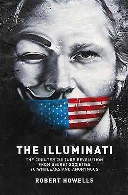 1 of 1 - Illuminati: The Counter Culture Revolution ..ROBERT HOWELLS..VGC   lnf940