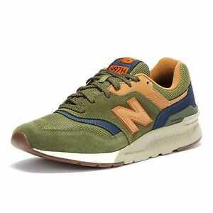 Dettagli su NEW Balance 997H uomo verde scuro Scarpe Da Ginnastica Athletic Scarpe Da Ginnastica Corsa Scarpe Sportive- mostra il titolo originale