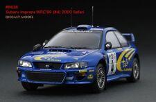 SALE! HPI #8638 2000 Safari Rally Subaru Impreza RS WRX STI WRC '99 1/43