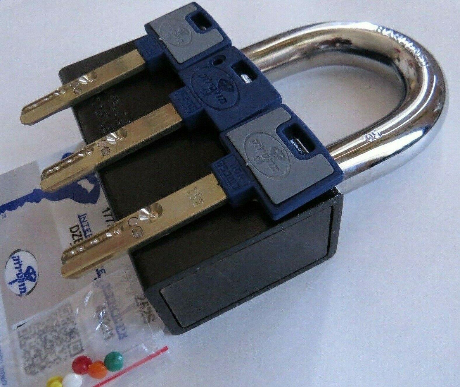 C-Series high security padlock