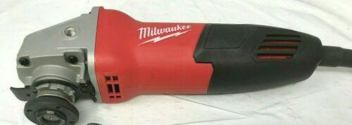 "Milwaukee 6130-33 120V AC 7 Amp 4-1//2/"" Small Angle Grinder GL518"