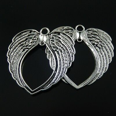 retro style Big spider webs alloy charms pendants