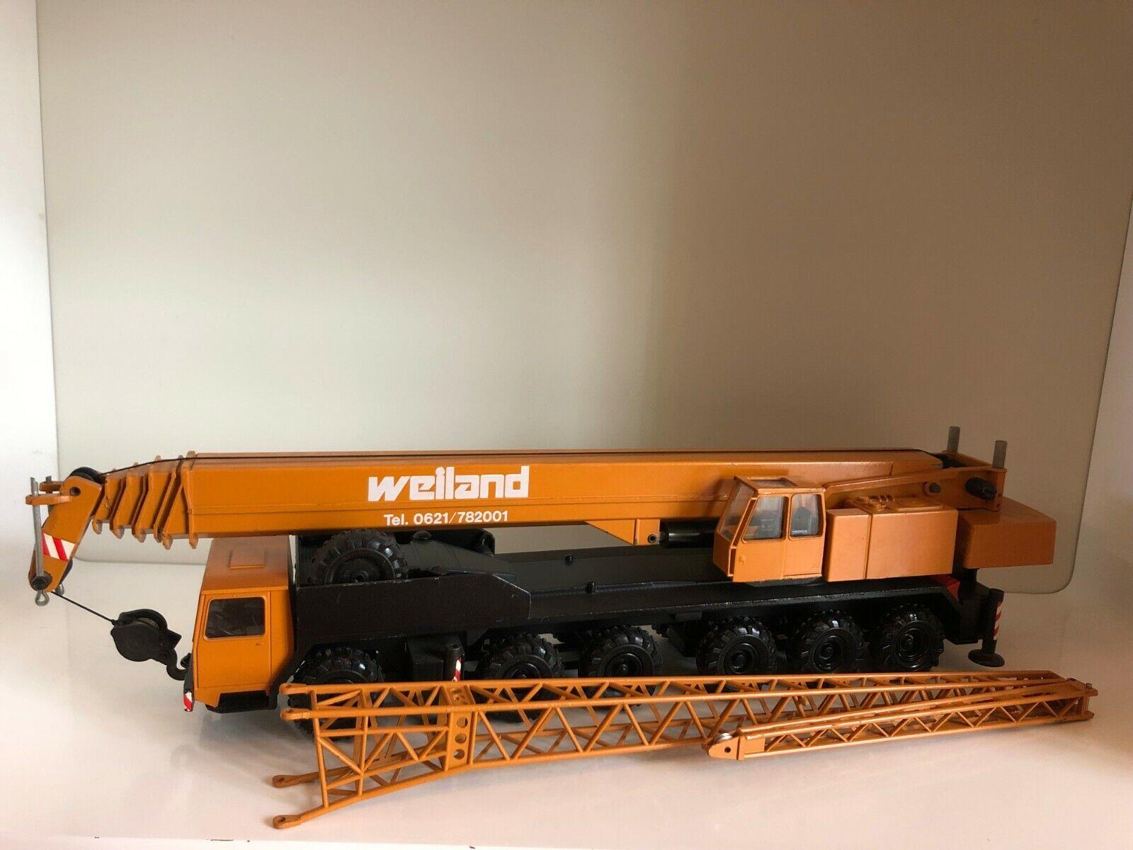 Liebherr LTM 1160 grúa  Weiland  de Conrad 2082 1 50