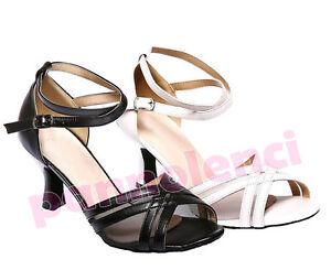 Chaussures-Danse-Escarpins-Danse-Filet-Listes-de-Prix-Tango-Salsa-Merengue-Y1379