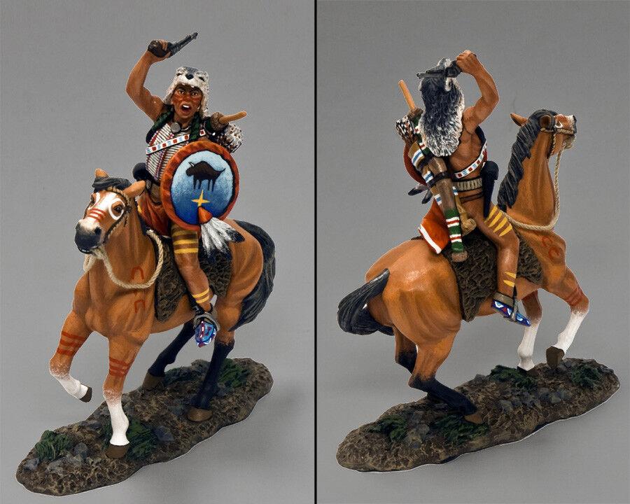 King & Land The Real Westen TRW063 Rote Streifen MIB