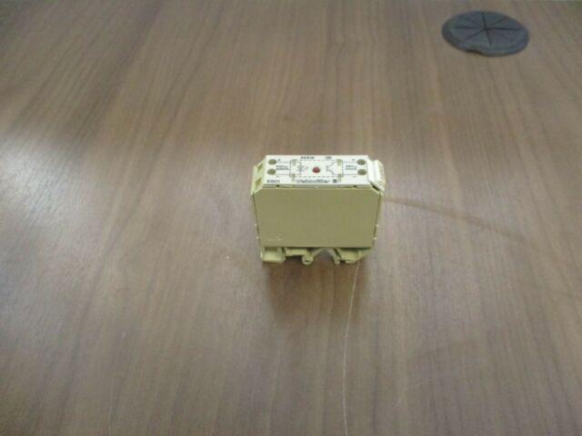 Weidmuller Solid State Relay Ego1 24  48v 20ma 3khz Max
