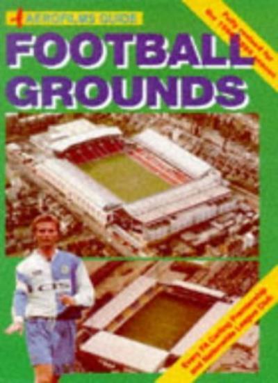 Football Grounds (Aerofilms). 9780711026025