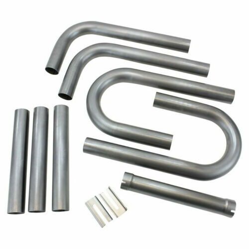 TC Bros DIY Builder Exhaust Kit 57-85 Harley Sportster Ironhead chopper bobber