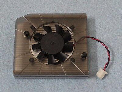New ASUS BFG EVGA GIGABYTE Jaton PNY VGA Video Card Cooler Cooling Fan 55mm 2Pin