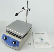 Sh 3 Lab Hot Plate Magnetic Stirrer Digital Lab Mixer 1717cm 220v A