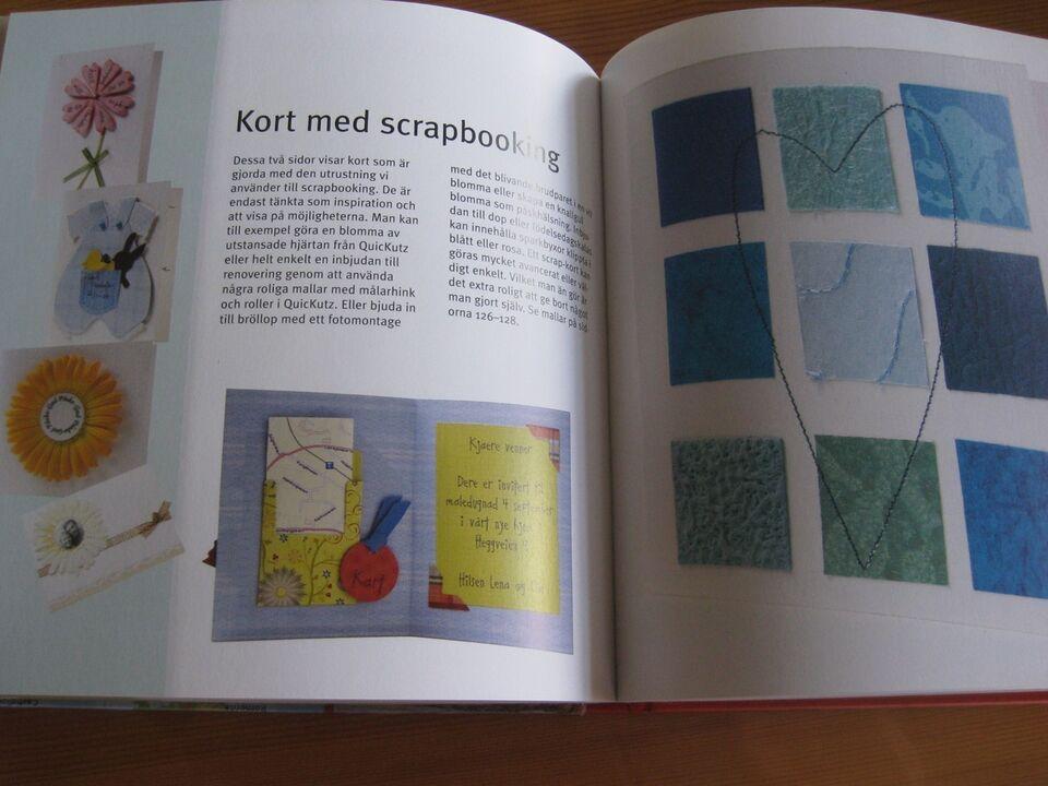 Scrappa, Cathrine Rein Carlson & Turid Eide, emne: hobby og