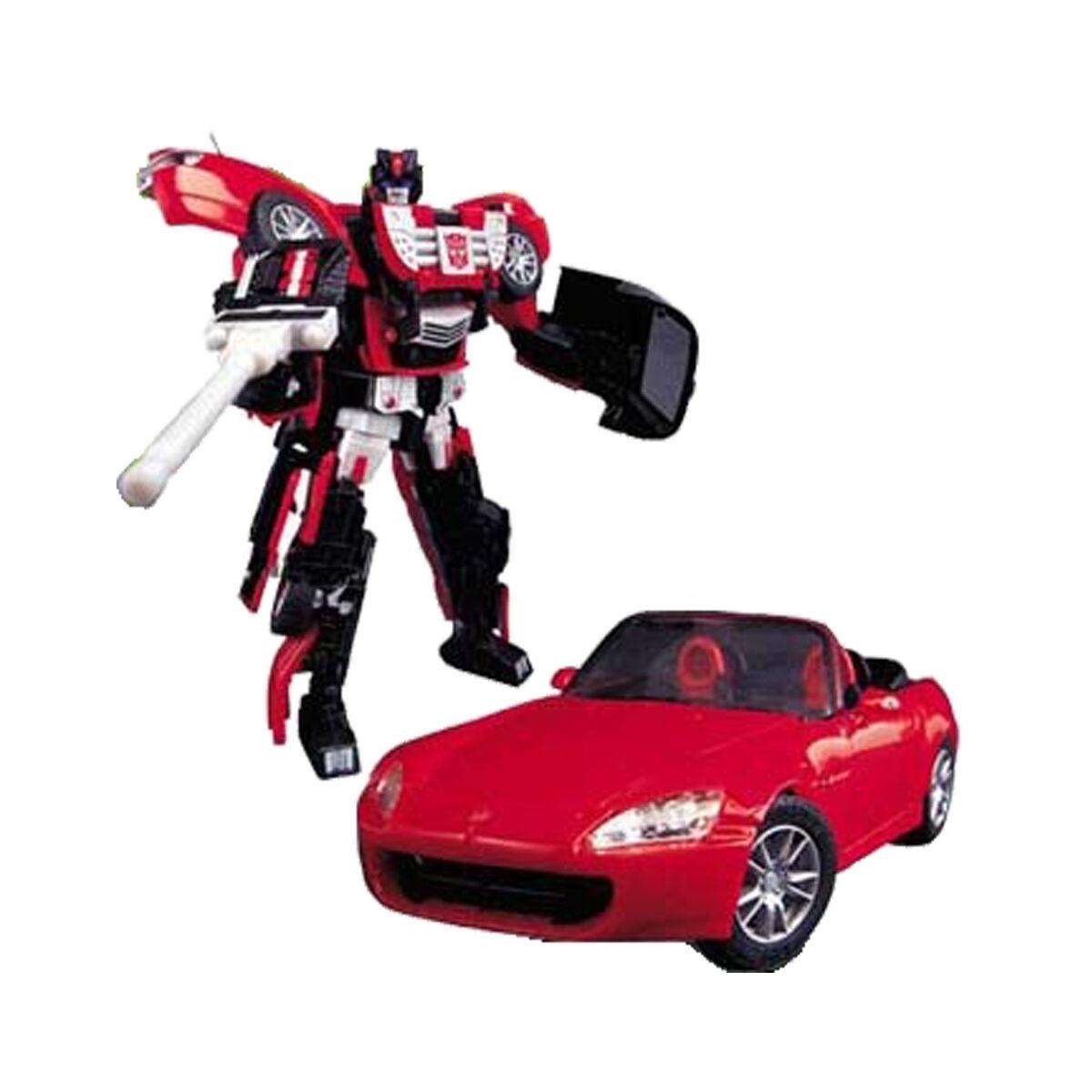 Binaltech BT-12 Overdrive Honda S2000 bodywork in metal - Transformers