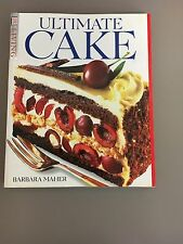 DK Living: Ultimate Cake By Barbara Maher (1998, Paperback)