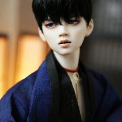 Full set Make up Wig Kimetsu no Yaiba Vampire Gluino 1//3 70cm Muscle Doll Artist
