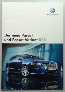 V12891-VOLKSWAGEN-PASSAT-R36-BERLINE-amp-VARIANT-CATALOGUE-07-07-A4-D