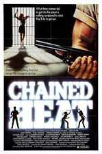 Chained Heat Poster 01 A2 Box Canvas Print
