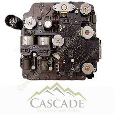02E DSG VW Transmission Valve Body Used Oem Ideal Solenoids Or Parts BLACK TCM