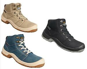 dc6357ac77e Details about Safety Jogger Desert S1P SRC Safety Boot