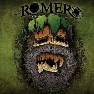 ROMERO-Take-The-Potion-150-gram-COLORED-Vinyl-RECORD-Stoner-DOOM-Rock-METAL-Sunn