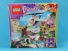 Lego Friends 41036 Jungle Rescue Bridge 365pcs New Sealed 2014