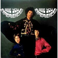 JIMI HENDRIX EXPERIENCE ARE YOU EXPERIENCED NEW SEALED 180G VINYL 2LP IN STOCK