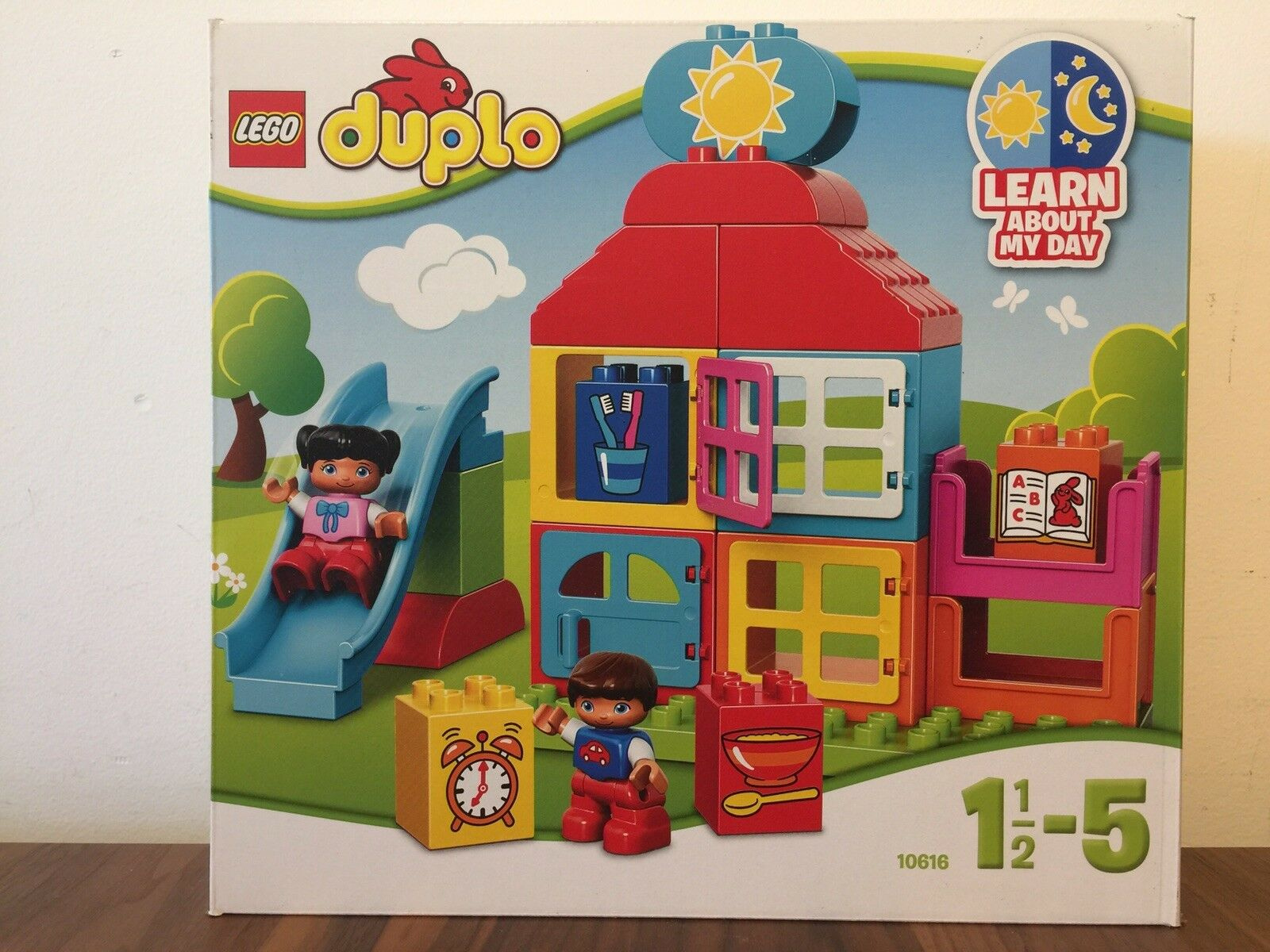 Lego Duplo My First Play House 10616 (Brand New Unopened) Recommended Age 1.5-5y