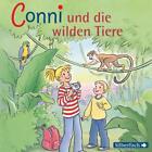 Meine Freundin Conni. Conni und die wilden Tiere von Julia Boehme (2014)