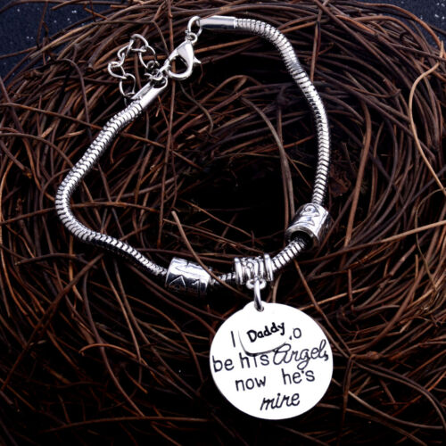 Love Beads Charm Bracelet Chain Love Mother Daughter Grandma Family Bracelets