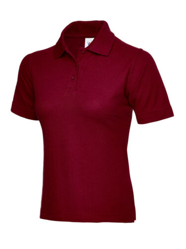 CLASSIC UC106 Work Wear Top causale 17 Uneek Donna Polo colori XS-4XL