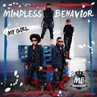My Girl [Single] by Mindless Behavior (CD, Apr-2011, Interscope (USA))