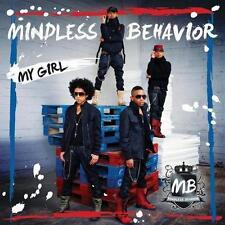 MINDLESS BEHAVIOR - My Girl EXCLUSIVE CD SINGLE
