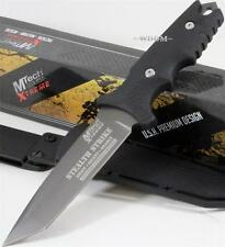 MTech Xtreme Stealth Strike Tanto Tactical Rescue Survival Combat Knife Kydex