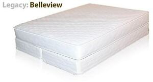 Image Is Loading LEGACY BELLEVIEW SOFT SIDE WATERBED MATTRESS