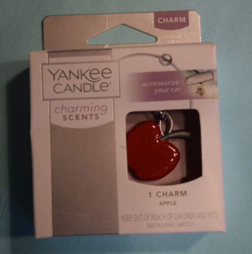 Collect Them All! Yankee Candle Charming Scents Charm Great Gift Apple