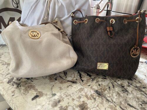 Michael Kors Hand Bags Used