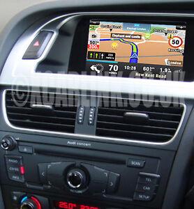 Audi Satnav Gps Satellite Navigation Navi Interface Kit A4a5q5 B8